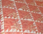 """Twin Quilt Top 65"""" X 86"""""""