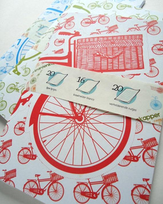 Schrift Fixie Transportbike
