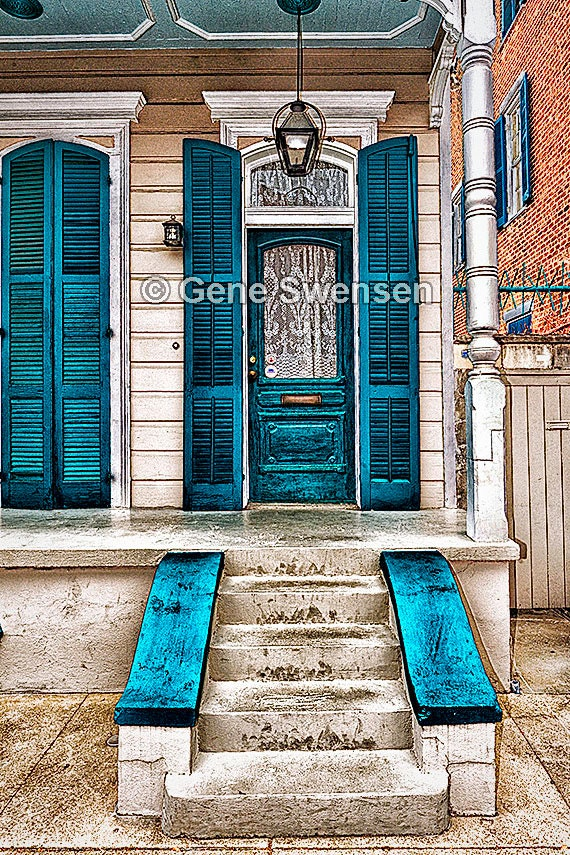 New orleans french quarter door series available sizes 5x7 for New french doors