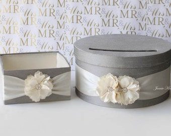 Wedding Card Box & Program Box Set