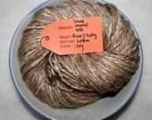 Linen, Camel and Silk Yarn - 228 yards