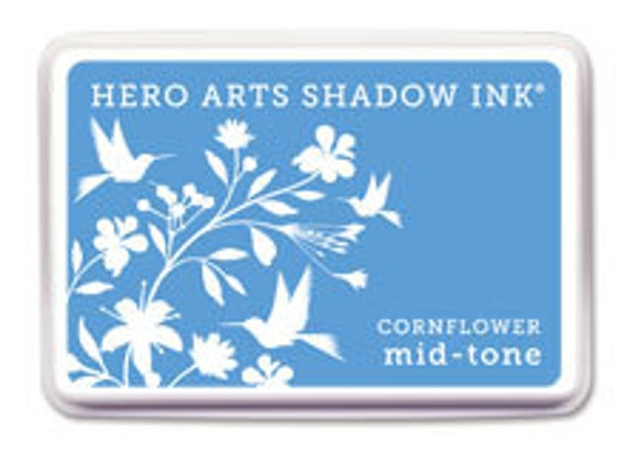 Hero Arts Cornflower Shadow Ink Catalog 2013