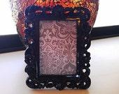 Rectangle Ornate Frame, Black, Table Number Frame,You Choose Frame, Table Top Frame, Ornament, Neo Magnet, Chalkboard, Quote