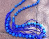 Ultramarine Jagariti Necklace