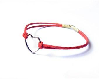 3x2  Love bracelet. Bridesmaid bracelet.  Wedding favors Summer bracelet