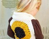Crochet Pattern: The Clementine Shrug Vest -Toddler, Child, & Adult (Sm/Med.) Sizes- sunflower, mustard yellow, spring, fingerless