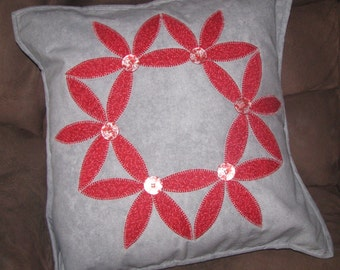 Quilted Accent Cushion Cover