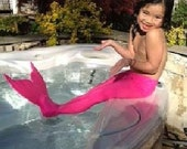 Mermaid Swim Tail with Fin for Toddlers