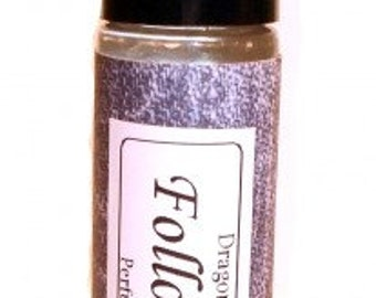 FOLLOW ME - Roll on Premium Perfume Oil - 2 sizes to choose from - 1/3 oz or 1/6 oz - A wonderful Unisex Fragrance for both him and her.