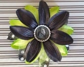 Frankenweenie Lily Hair Flower