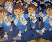 SALE Little girl/boy Favor Bags