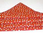 "10"" x 10"" Random Dots Cloth Cocktail Napkins"