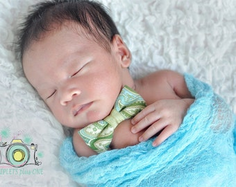 Turquoise Cheesecloth Wrap...Hand Dyed Wrap...Photography Prop