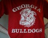 Vintage Georgia BULLDOGS TShirt