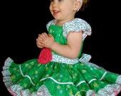 Beautiful Parley Ray St. Patrick's Day Dress