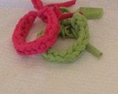 Knotty and Nice Braided Bracelet