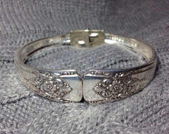 Mountain Rose 1954 Silverware Bracelet
