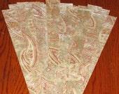 21 precut paper rolling strips