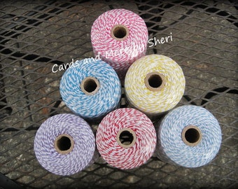 Baker's Twine - Spring Colors