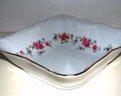 Edelstein porcelain vegetable bowl square serving bowl
