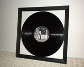 LP Vinyl Record with Personalized Center Label