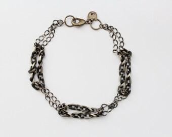 chain block choker // GOUSSET