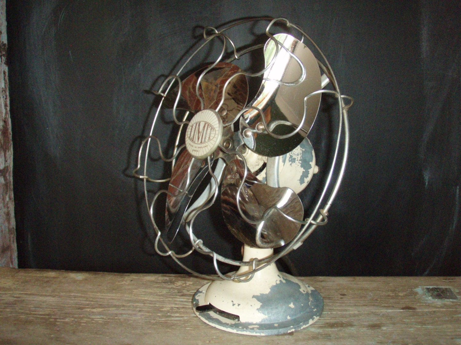 Like this item Vintage Desk Fan