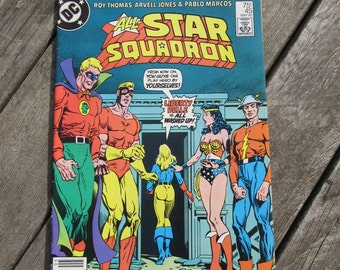 All Star Squadron DC Comic -May 1985 Edition (45)