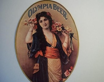 Olympia Brewing Advertising