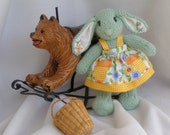 POZY - soft knit bunny rabbit