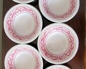 Restaurant Ware Soup or Salad Bowls by Shenango, Set of 6