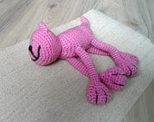 PDF Crochet Pattern - Crochet Toy Pattern, Crochet Cat Pattern, Crochet PDF Pattern, Crochet Cat