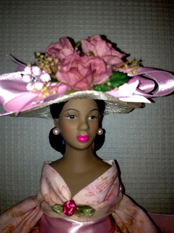 African American Art Doll Who Can Find A Virtuous Woman