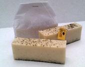 Earl Grey Tea Soap - Made with Real Earl Grey Tea - Vegan