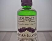 Beard Oil Big Daddy Beard Elixir Nevermore Body Company