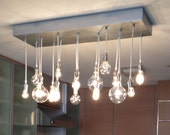Urban Chandy with 16 pendant lights