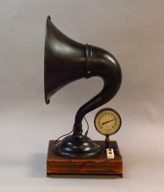 Vintage Horn Speaker 63