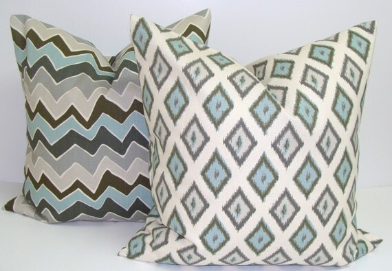 CUSTOM PILLOWS for PAYTON.5 Pillow Covers as Descirbed in the Listing Below.Shipping to U.S.Pillow Covers.Printed Fabric Front and Back.