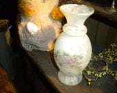 Lovely Made In Italy Vase, Eclectic,Shabby Chic,French,French Country,Cottage Chic,Victorian