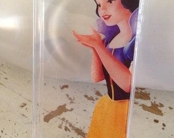 snow white iphone 6 5 5s 4 4s clear case Copy