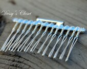 20% OFF Savings Hair Comb Brooch Converter 2 inches
