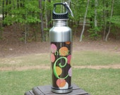 Custom Personalized Stainless Steel Water Bottle