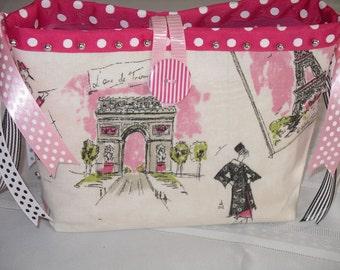 Parisian Couture vanity bag