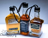 Tennessee Whiskey Ornament Value Pack-- All Three Tennessee Whiskey Christmas Tree Ornaments.