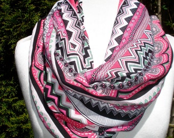 Infinity Scarf Spring Summer