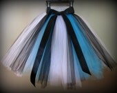 Alice in Wonderland Inspired Long Tutu - Free shipping in Canada with coupon code JUNEJULYSHIPPING