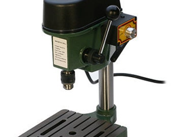 Benchtop Drill Press - Compact to Fit on Your Bench - Use For  Metal Working, Jewelry  BEST PRICE on ETSY