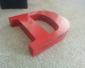 Marquee Letters 16 inch  / Home Decor / Wall Decor / Metal Art