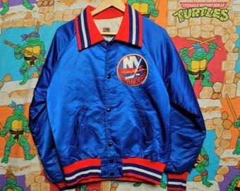 New York Islanders Stater Jacket Brand Size M