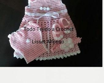 vestidos de bebe, baby dress